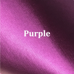 Purle Satin
